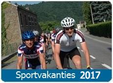 Sportvakantie Fietsen Wielrennen 2017