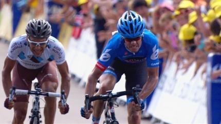 David Millar wint 12e etappe Tour de France 2012