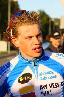 Eliten - Amateur. Floris Gerts wordt Nederlands studenten kampioen.