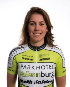 Aafke Eshuis - Parkhotel Valkenburg Cycling Team