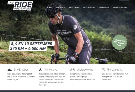 The Ride Ardennes 2017
